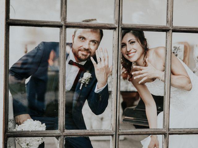 Il matrimonio di Luca e Jessica a Tradate, Varese 56