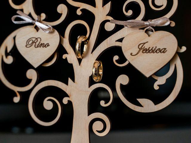 Il matrimonio di Rino e Jessica a Roma, Roma 2