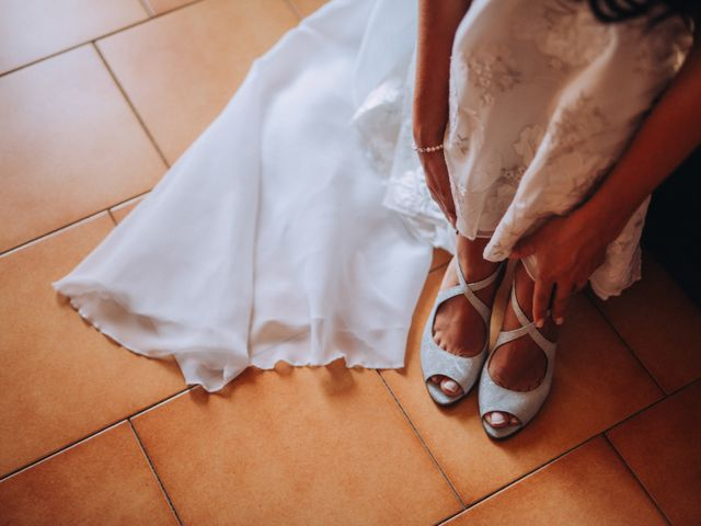 Il matrimonio di Denny e Serena a Bolognano, Pescara 5