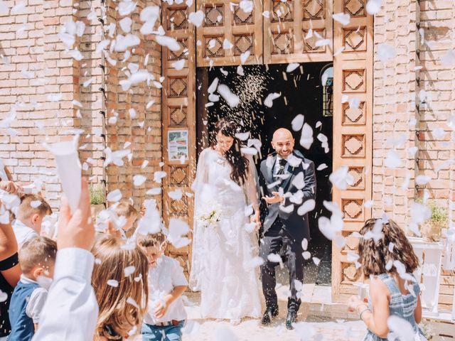 Il matrimonio di Denny e Serena a Bolognano, Pescara 9