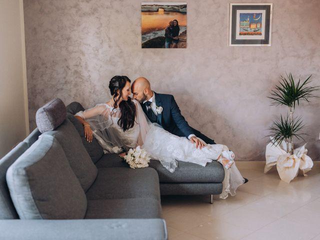 Il matrimonio di Denny e Serena a Bolognano, Pescara 10