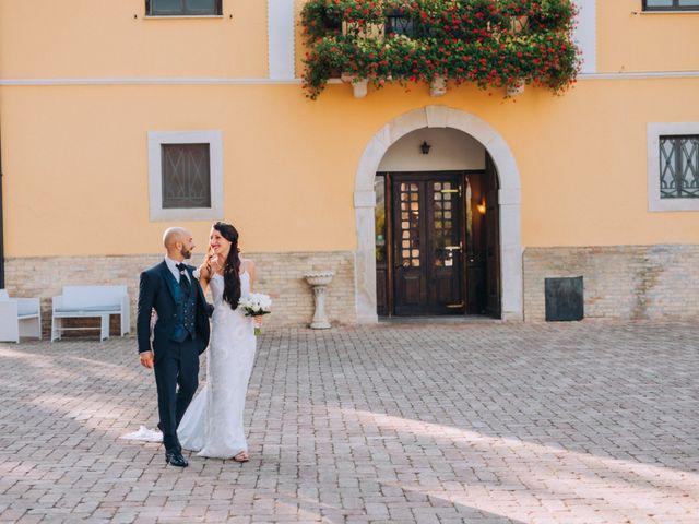 Il matrimonio di Denny e Serena a Bolognano, Pescara 11