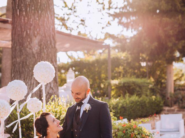 Il matrimonio di Denny e Serena a Bolognano, Pescara 1