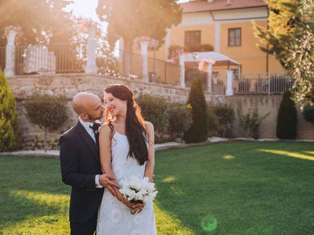 Il matrimonio di Denny e Serena a Bolognano, Pescara 2