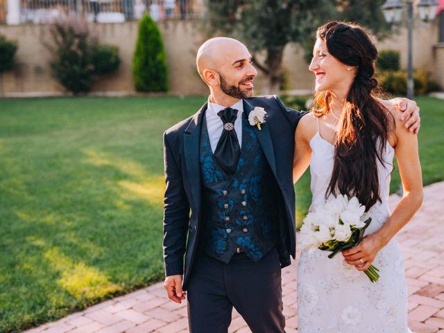 Il matrimonio di Denny e Serena a Bolognano, Pescara 13