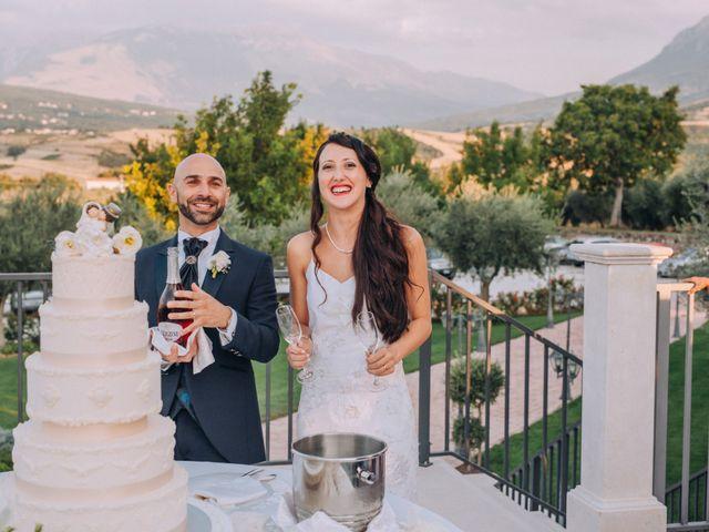 Il matrimonio di Denny e Serena a Bolognano, Pescara 17