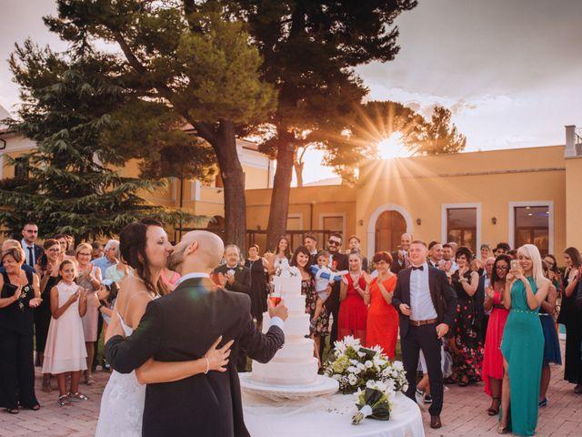 Il matrimonio di Denny e Serena a Bolognano, Pescara 18