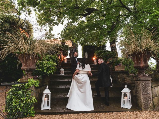 Il matrimonio di Mirko e Patrizia a Roma, Roma 1