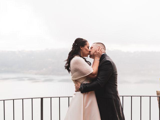 Le nozze di Patrizia e Mirko