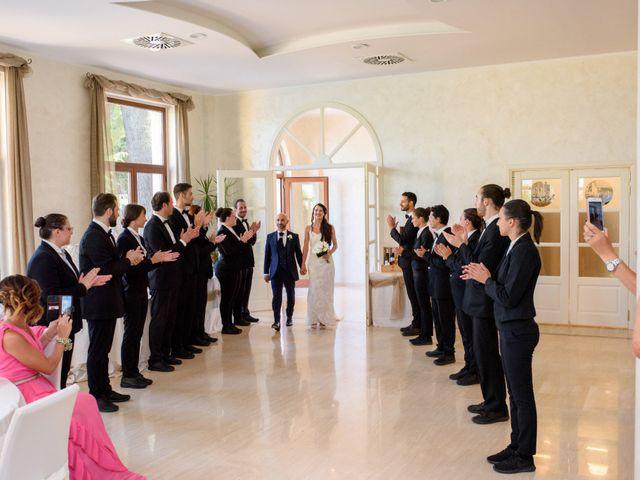 Il matrimonio di Denny e Serena a Bolognano, Pescara 14
