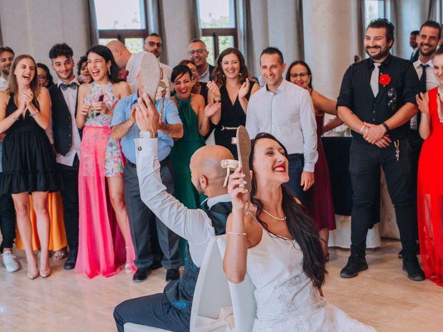 Il matrimonio di Denny e Serena a Bolognano, Pescara 16