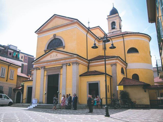 Il matrimonio di Giuseppe e Simona a Corsico, Milano 41
