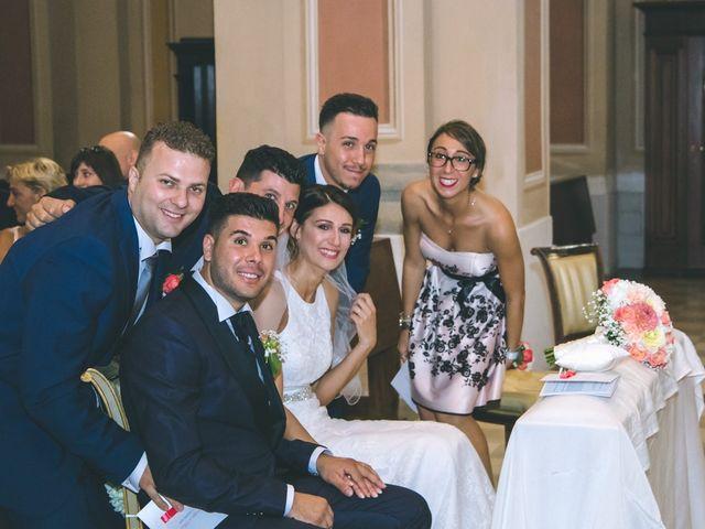 Il matrimonio di Giuseppe e Simona a Corsico, Milano 93
