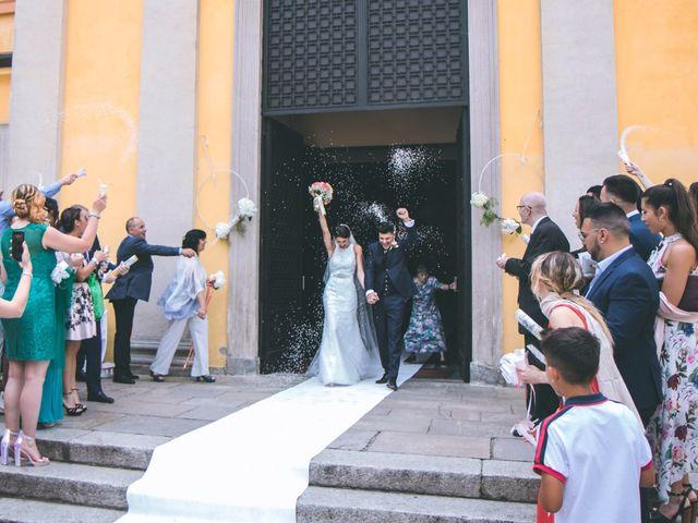 Il matrimonio di Giuseppe e Simona a Corsico, Milano 99