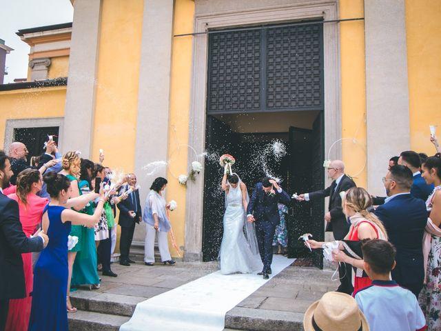 Il matrimonio di Giuseppe e Simona a Corsico, Milano 100