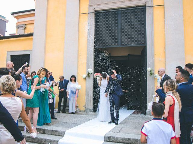 Il matrimonio di Giuseppe e Simona a Corsico, Milano 101