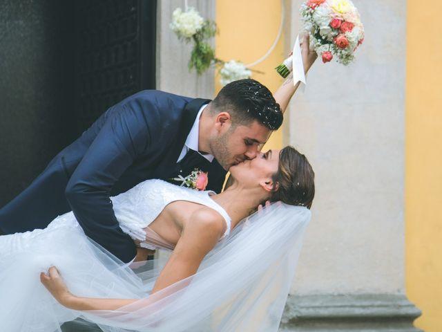 Il matrimonio di Giuseppe e Simona a Corsico, Milano 105