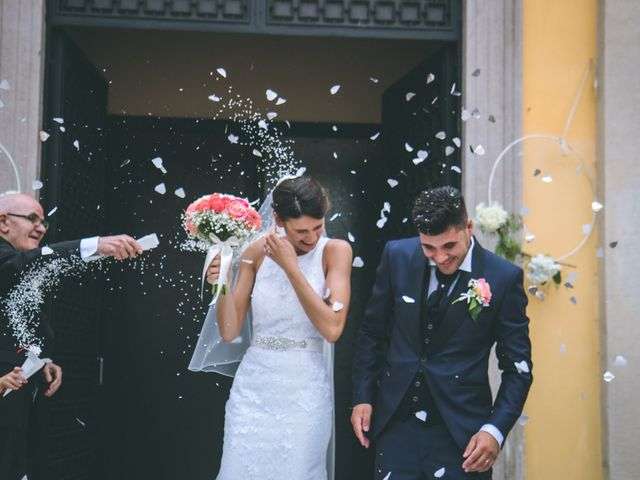 Il matrimonio di Giuseppe e Simona a Corsico, Milano 106
