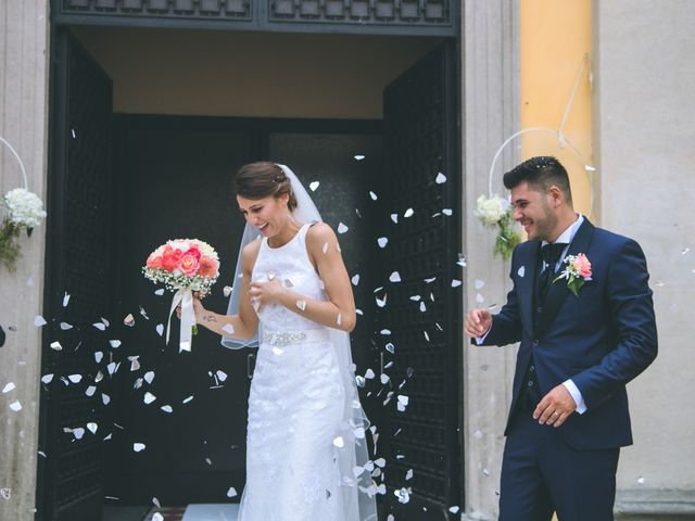 Il matrimonio di Giuseppe e Simona a Corsico, Milano 107