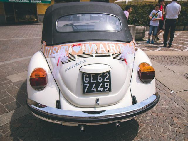 Il matrimonio di Giuseppe e Simona a Corsico, Milano 111