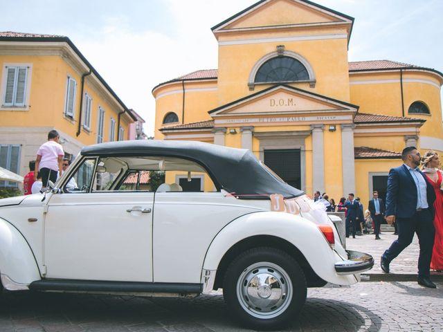 Il matrimonio di Giuseppe e Simona a Corsico, Milano 112