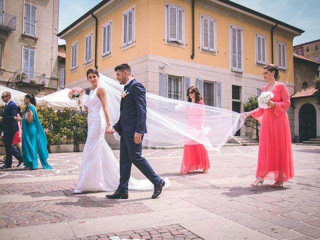 Il matrimonio di Giuseppe e Simona a Corsico, Milano 114
