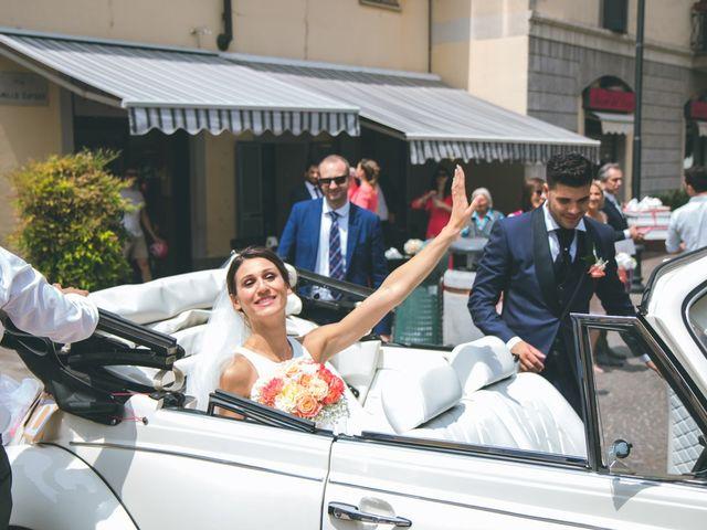 Il matrimonio di Giuseppe e Simona a Corsico, Milano 115