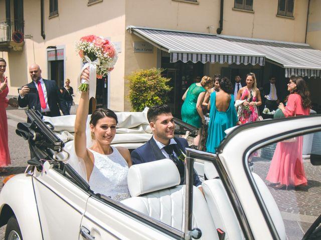 Il matrimonio di Giuseppe e Simona a Corsico, Milano 117