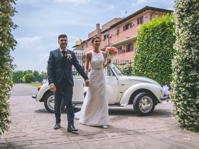Il matrimonio di Giuseppe e Simona a Corsico, Milano 122