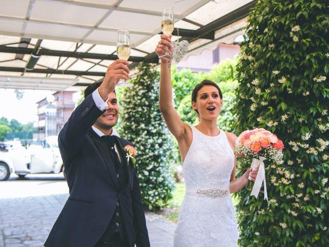 Il matrimonio di Giuseppe e Simona a Corsico, Milano 124