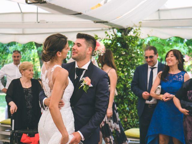 Il matrimonio di Giuseppe e Simona a Corsico, Milano 130