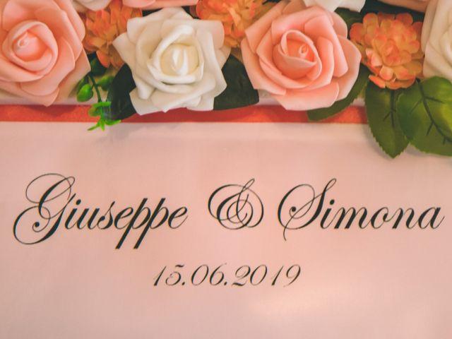 Il matrimonio di Giuseppe e Simona a Corsico, Milano 136