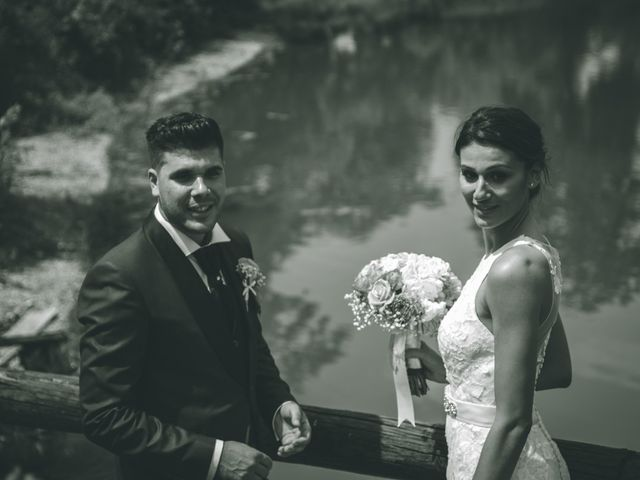 Il matrimonio di Giuseppe e Simona a Corsico, Milano 165