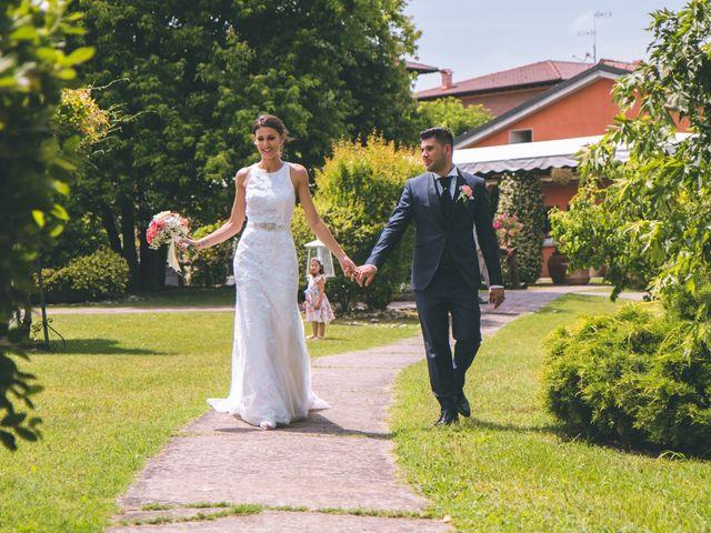 Il matrimonio di Giuseppe e Simona a Corsico, Milano 167
