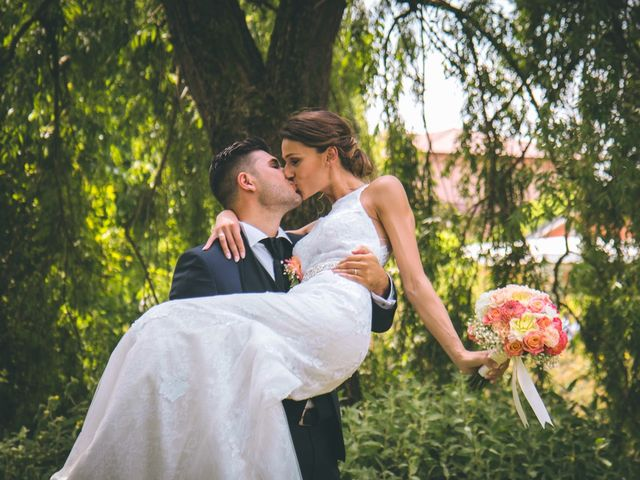 Il matrimonio di Giuseppe e Simona a Corsico, Milano 175