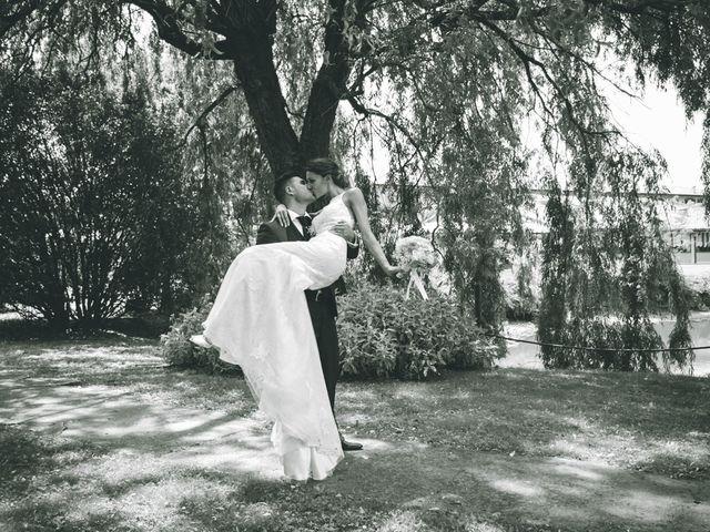 Il matrimonio di Giuseppe e Simona a Corsico, Milano 176