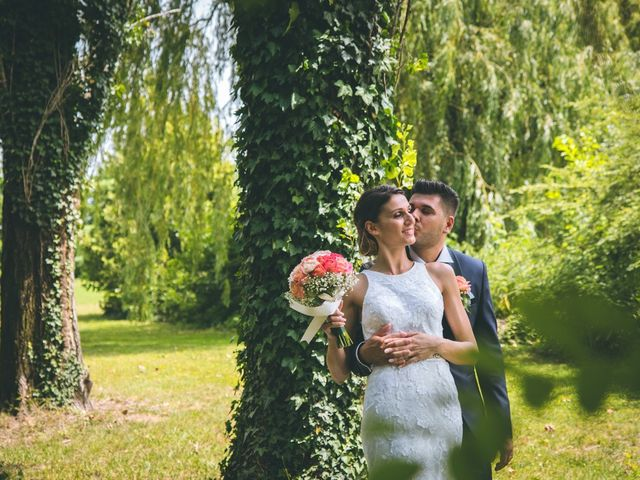 Il matrimonio di Giuseppe e Simona a Corsico, Milano 2