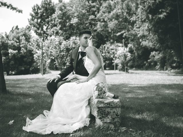 Il matrimonio di Giuseppe e Simona a Corsico, Milano 200