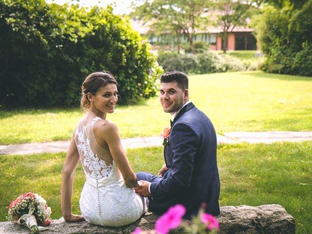 Il matrimonio di Giuseppe e Simona a Corsico, Milano 203