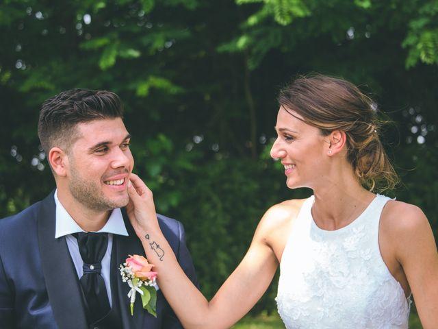 Il matrimonio di Giuseppe e Simona a Corsico, Milano 205