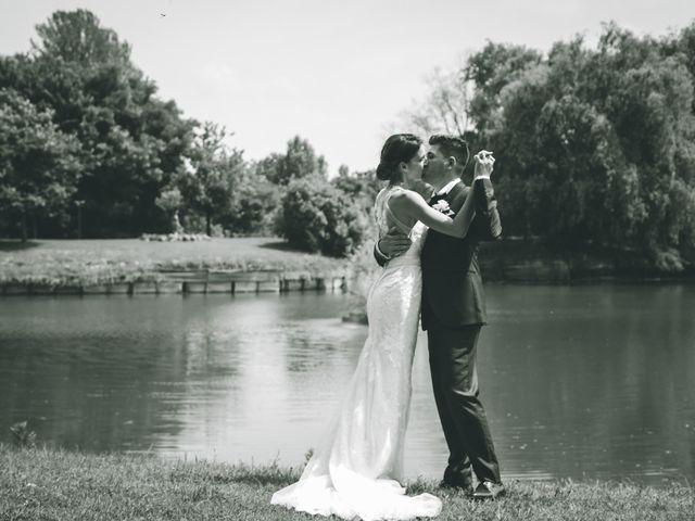 Il matrimonio di Giuseppe e Simona a Corsico, Milano 210
