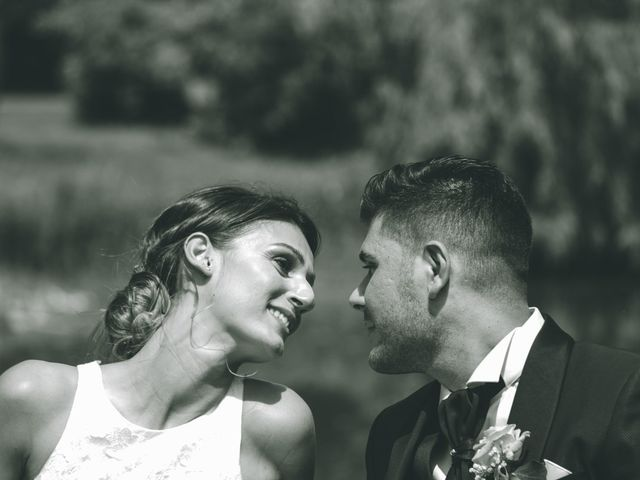 Il matrimonio di Giuseppe e Simona a Corsico, Milano 217