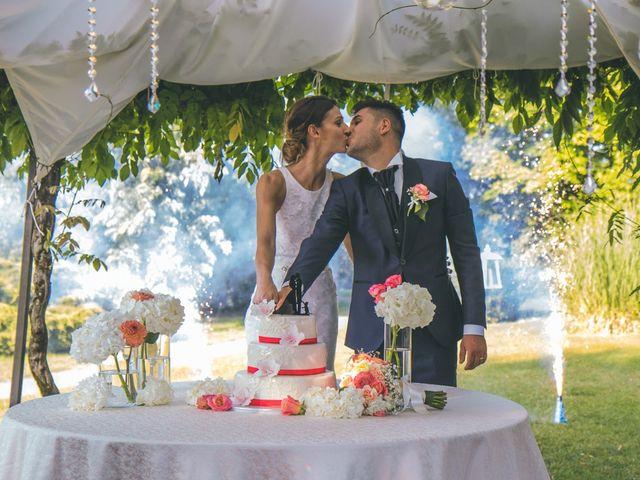 Il matrimonio di Giuseppe e Simona a Corsico, Milano 287