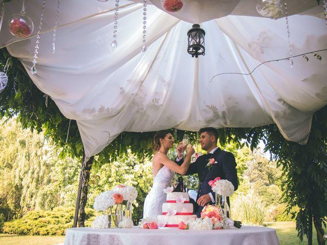 Il matrimonio di Giuseppe e Simona a Corsico, Milano 289
