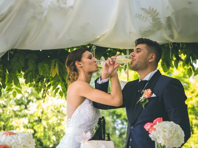 Il matrimonio di Giuseppe e Simona a Corsico, Milano 290