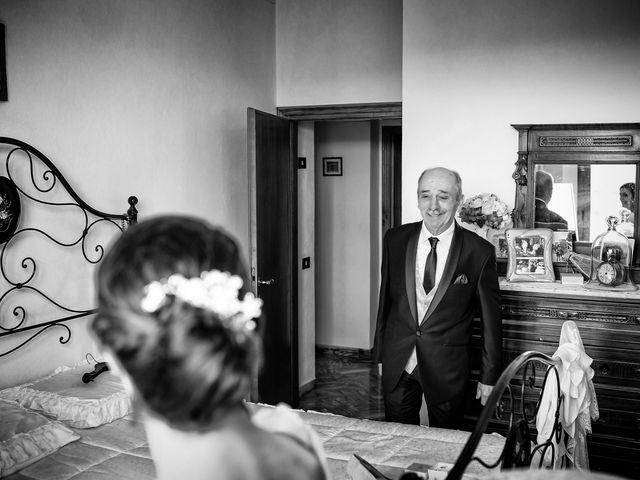 Il matrimonio di Francesco e Victoria a San Gimignano, Siena 26