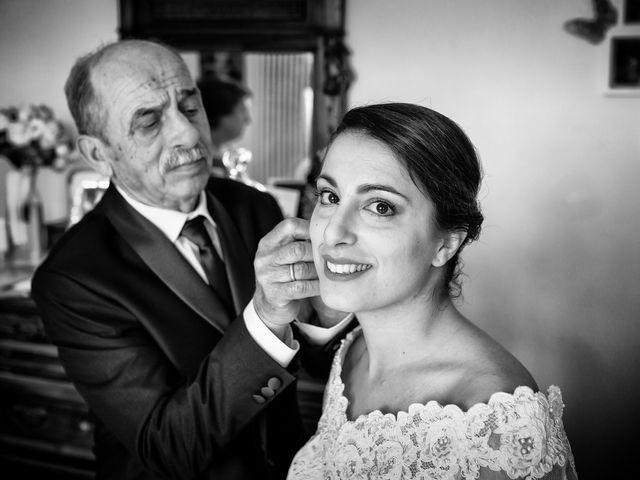 Il matrimonio di Francesco e Victoria a San Gimignano, Siena 27