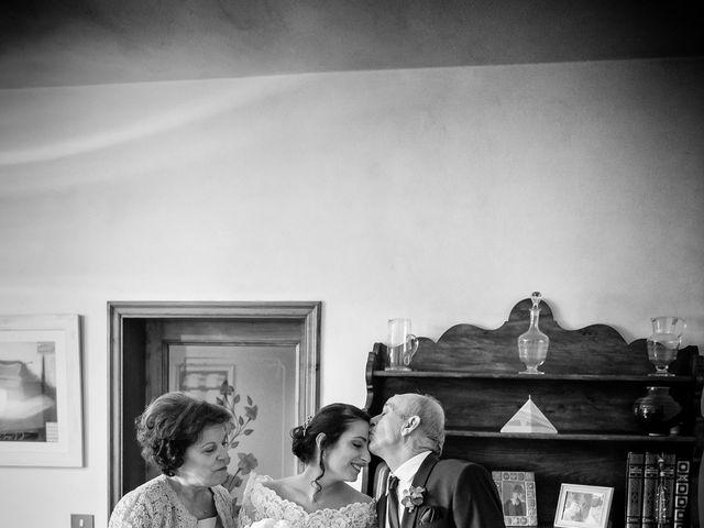 Il matrimonio di Francesco e Victoria a San Gimignano, Siena 29