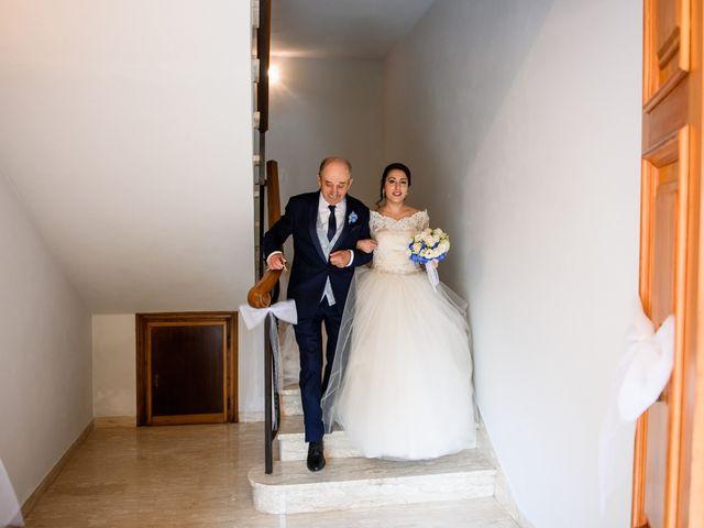 Il matrimonio di Francesco e Victoria a San Gimignano, Siena 30