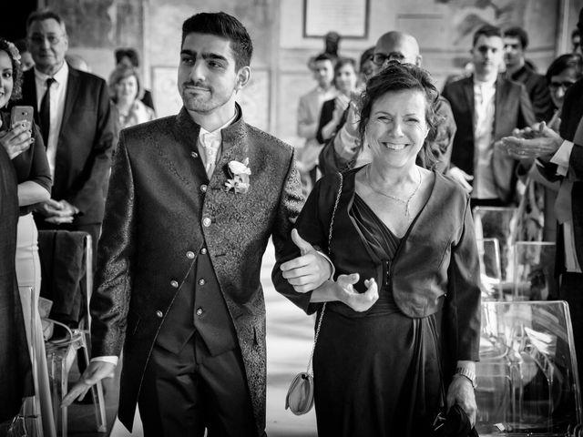 Il matrimonio di Francesco e Victoria a San Gimignano, Siena 34
